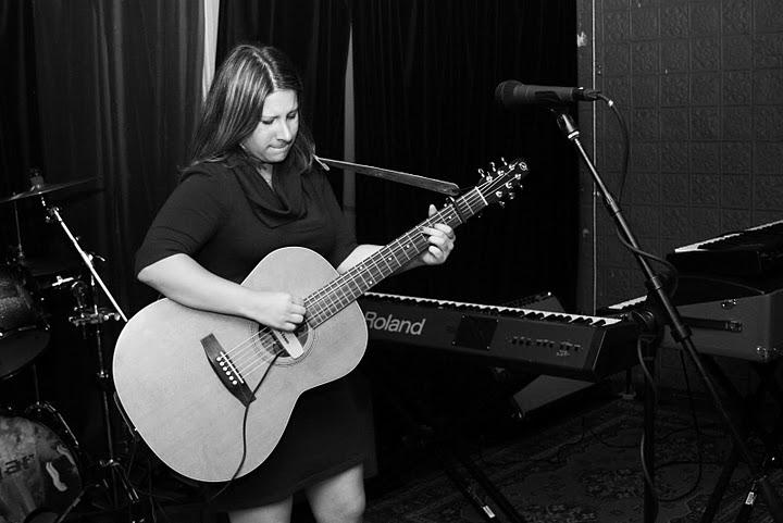 Rachel playing